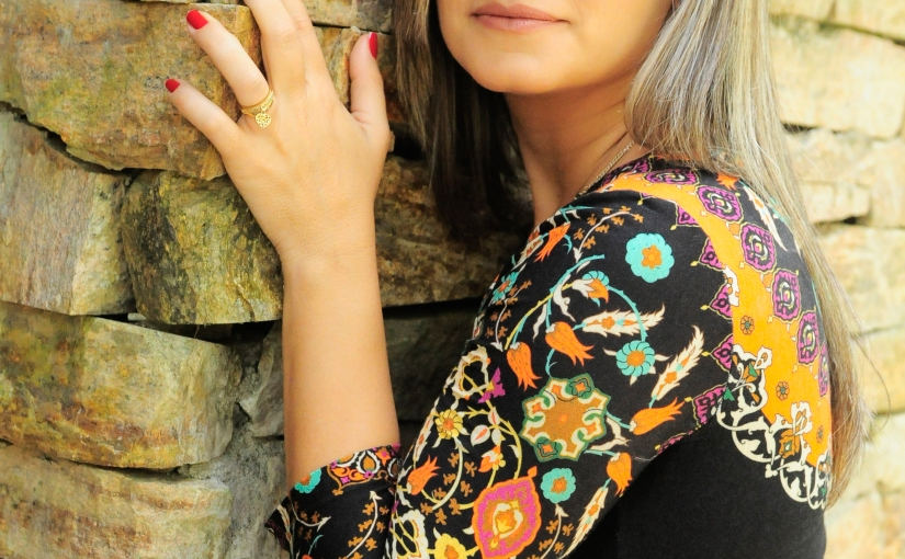 Look do dia: Vestido longo