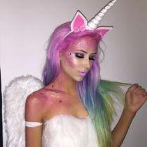 d9eea458aac11be3d82bed7caa7c77cd--unicorn-makeup-unicorn-hair