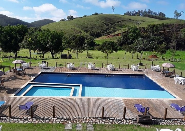 Hotel Cabanas do Rio doSalto