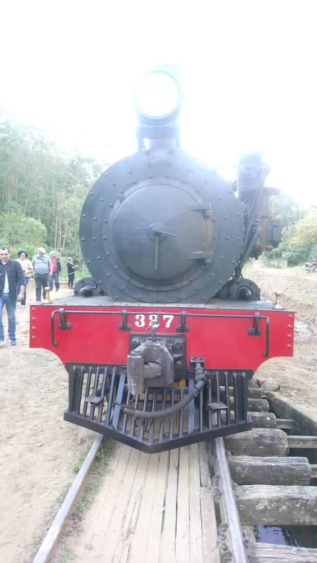 Trem da Serra daMantiqueira